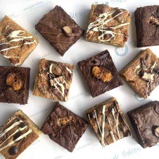 Chocolate Bar Brownies